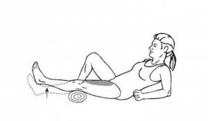 Isometric Quadriceps exercise